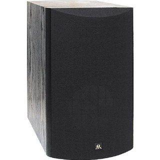 Acoustic Research ARVP25 2 Way Bookshelf Speakers, Black Ash (Pair) Electronics