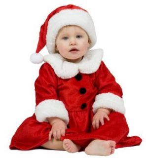 Funny Fashion Infant Toddler Baby Girls Santa Claus Christmas Costume Clothing