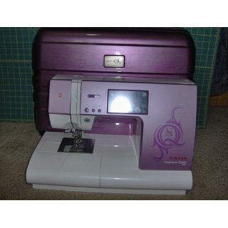 SINGER 9985 Quantum Stylist TOUCH 960 Stitch Computerized Sewing Machine with Large Color Touch Screen & 13 Presser Feet
