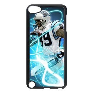 LADY LALA IPOD CASE, Carolina Panthers Hard Plastic Back Protective Cover for ipod touch 5th: Cell Phones & Accessories