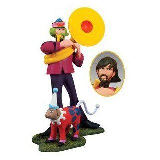 Beatles George Harrison Figure (Prepainted) Polar Lights Toys & Games