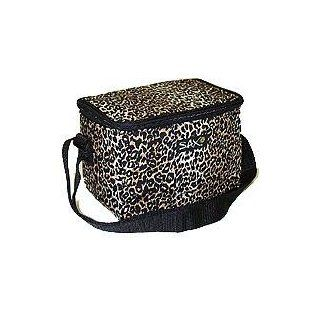 Jaguar Cheetah Animal Print Lunch Box Cooler by Broad Bay