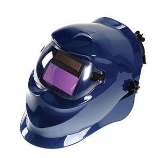 OTMT Auto Darkening Welding Helmet With AW 2000 Lens   Model Blue Beta Color Blue Dark Shade Din #9~13, variable Normal Shade Din # 3.5 Industrial & Scientific