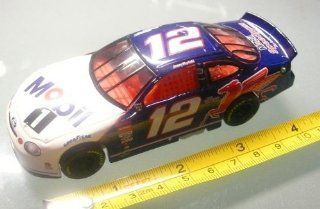 Mattel   Jeremy Mayfield   No. 12 Mobil 1 Ford Taurus  1:43 Scale Die Cast Replica Race Car   NASCAR: Everything Else