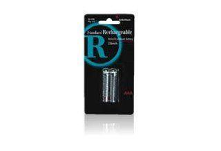 Radio Shack 1.2V/300mAh AAA Rechargeable Ni Cd Battery Pkg. of 2: Electronics