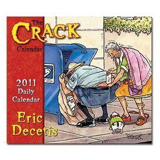 Crack 2011 Daily Desk Pad Calendar Funny Cartoons  Desk Calendar Indexes