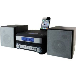 Home Theater System with CD Player and iPod?/iPhone? Dock Electronics