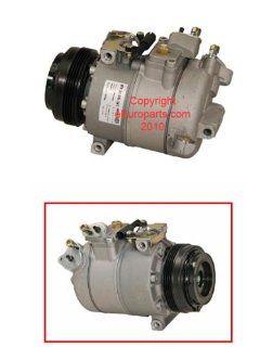 Behr Reman 351176561 A/C Compressor: Automotive