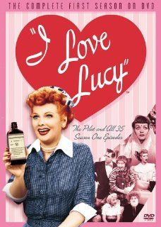 I Love Lucy   The Complete First Season: Lucille Ball, Desi Arnaz, Vivian Vance, William Frawley, Bennett Green, Barbara Pepper, Hazel Pierce, Lita Baron, Rita Conde, Alberto Morin, Vernon Dent, Fred Aldrich, Marc Daniels, Ralph Levy, William Asher, Al Sim