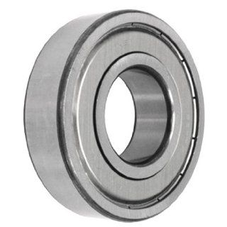 6203 ZZ metal shields bearing 6203 2Z ball bearings 6203ZZ ABEC1 / C3: Flange Block Bearings: Industrial & Scientific