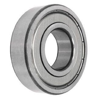 6203 ZZ metal shields bearing 6203 2Z ball bearings 6203ZZ ABEC1 / C3: Flange Block Bearings: Industrial & Scientific