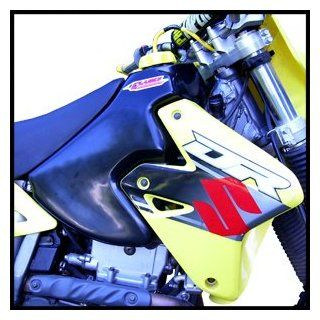 "Clarke Gas Tanks Suzuki DRZ400 ""E"" DIRT MODELS (2000 2007) ALSO KLX 400 ""R"" DIRT MODELS 3.6g   White #11479: Automotive"