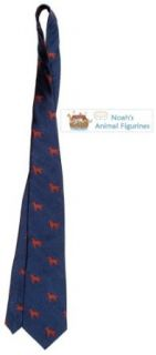 Irish Setter Tie (Men's Dog Breed Neck Tie) at  Men�s Clothing store