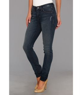 Jag Jeans Reece Low Skinny Jean in Blue Crush Womens Jeans (Blue)