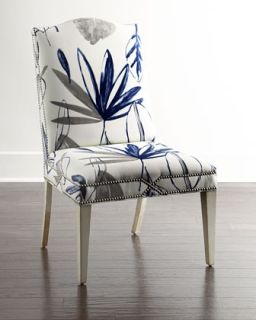 Allison Botanical Dining Chair   Massoud