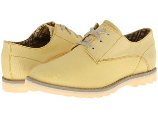 Caterpillar Casual Lyrical Womens Lace up casual Shoes (Yellow)