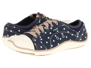 Dr. Scholls Jamie Womens Lace up casual Shoes (Navy)
