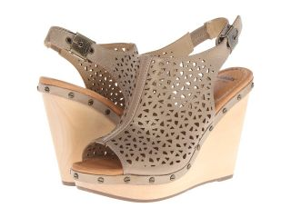 Dr. Scholls Alana   Original Collection Womens Wedge Shoes (Gold)