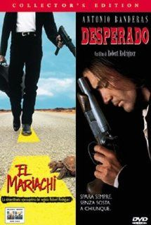 Desperado / El Mariachi: Alex Mcarthur, Carlos Gallardo, Consuelo Gomez, David Warner, Robert Rodriguez, Virgil W. Vogel: Movies & TV
