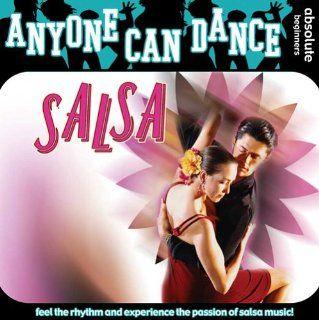 Anyone Can Dance Salsa Music