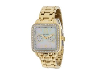 Citizen Watches FD1042 57D Eco Drive Gold Tone Silhouette Crystal Watch Gold Tone Stainless Steel