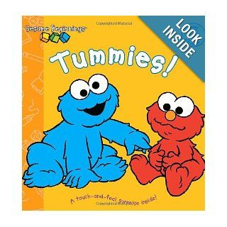 Sesame Beginnings Tummies (Sesame Street) Sarah Albee, Christopher Moroney 9780375854842  Children's Books