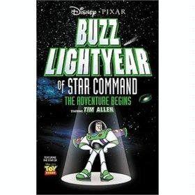 Buzz Lightyear of Star Command The Adventure Begins [VHS] Buzz Lightyear Of Star Command Movies & TV