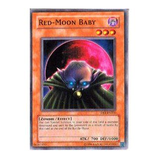 Yu Gi Oh!   Red Moon Baby (DB1 EN200)   Dark Beginnings 1   Unlimited Edition   Common: Toys & Games