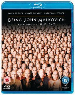 Being John Malkovich [Blu ray]: Cameron Diaz, John Malkovich, John Cusack, Ned Bellamy, Eric Weinstein, Madison Lanc, Octavia Spencer, Mary Kay Place, Orson Bean, Catherine Keener, Spike Jonze, CategoryArthouse, CategoryCultFilms, CategoryUSA, Festival Aus