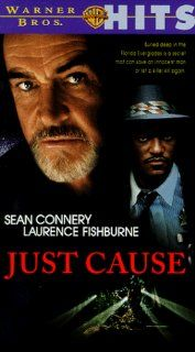 Just Cause [VHS]: Sean Connery, Laurence Fishburne, Kate Capshaw, Blair Underwood, Ed Harris, Christopher Murray, Ruby Dee, Scarlett Johansson, Daniel J. Travanti, Ned Beatty, Liz Torres, Lynne Thigpen, Arne Glimcher, Anna Reinhardt, Gary Foster, Lee Rich,
