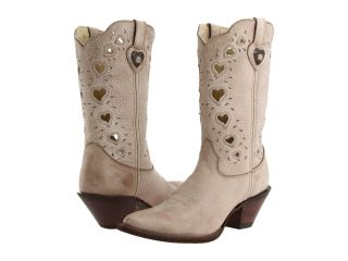 Durango Crush Heart Light Taupe
