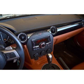 Metra 99 7506 Single DIN/Double DIN Installation Kit for 2006 2008 Mazda Miata MX 5 Vehicles (Black)  Vehicle Audio Video Accessories And Parts  Electronics