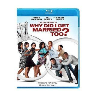 Tyler Perry's Why Did I Get Married Too? BLU RAY Disc: Science Lab Coveralls: Industrial & Scientific