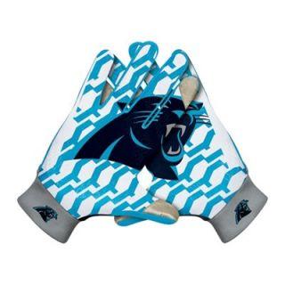 Nike Carolina Panthers KO Gloves   Graphite