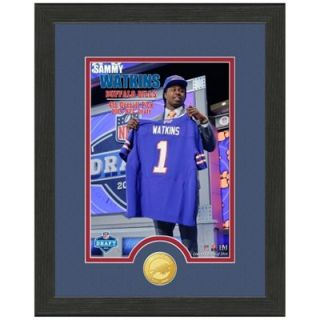 Buffalo Bills Sammy Watkins 2014 Draft Day Bronze Coin Photomint