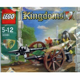 LEGO Knights Kingdom Set #30061 Siege Cart Bagged Toys & Games