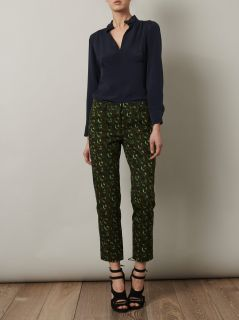Fatigue print trousers  Derek Lam