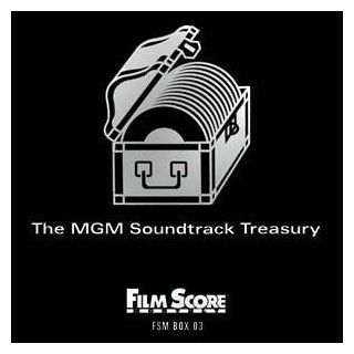 MGM Soundtrack Treasury (The Apartment / The Fortune Cookie / How To Murder Your Wife / Duel At Diablo / The Russians Are Coming / The Fugitive Kind / A Rage To Live / Goodbye Again / The Happy Ending / Billion Dollar Brain / Shake Hands With The Devil / C