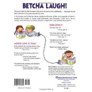 Kids Pick The Funniest Poems: Bruce Lansky, Stephen Carpenter: 9780671747695:  Kids' Books