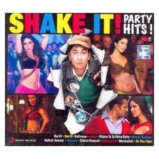 Shake It! Party Hits! (2 CD Set)(Hits From Ek Tha Tiger / Barfi / Student Of The Year.etc / Bollywood Latest Hits Compilation): Music