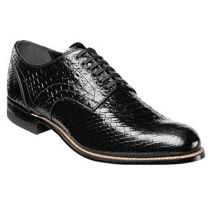 Stacy Adams Madison Plain Toe Oxford   Mens   Casual   Shoes   Black