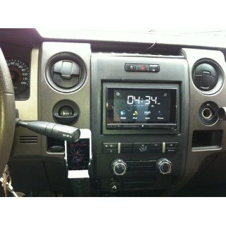 Pioneer SPH DA01 AppRadio 6.1 Inch In Dash Double Din AV Receiver for iPod and iPhone  Vehicle Receivers