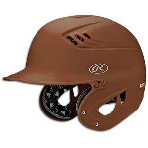 Rawlings Coolflo XV1 Senior Matte Batting Helmet   Mens   Baseball   Sport Equipment   Texas Orange