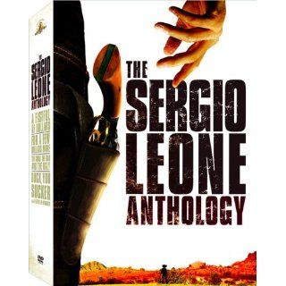 The Sergio Leone Anthology (A Fistful Of Dollars / For A Few Dollars More / The Good, The Bad And The Ugly / Duck, You Sucker) Clint Eastwood, James Coburn, Rod Steiger, Eli Wallach, Lee Van Cleef, Sergio Leone Movies & TV