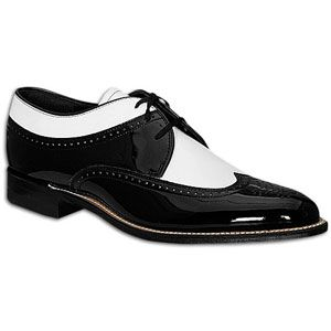 Stacy Adams Dayton   Mens   Casual   Shoes   Black/White