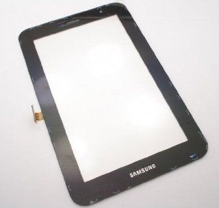 New Original Samsung Galaxy Tab 7.0 Plus N P6200 P6210 Tablet Touch Screen Digitizer Glass Panel touchpad touchpanel touchscreen replacement repair fix parts Computers & Accessories