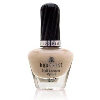 Borghese Nail Lacquer Polish B150 Cannoli Cream 0.4 Fl Oz  Beauty