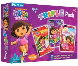 dore the explorer triple pack (PC) [uk] Software