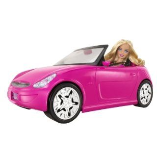Barbie Glam Convertible Toys & Games