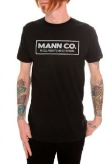 Team Fortress 2 Mann Co. T Shirt Size : X Small: Clothing